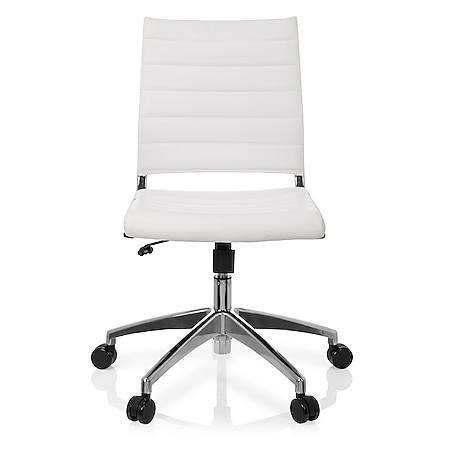 hjh OFFICE Profi Bürostuhl TRISHA ohne Armlehnen - Bild 1