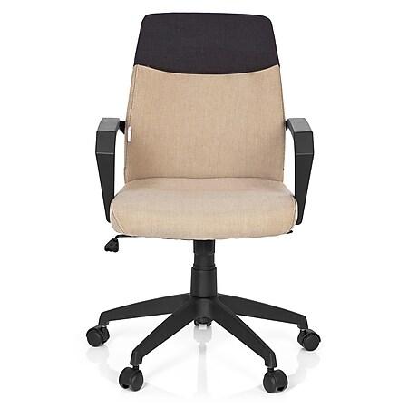 hjh OFFICE Home Office Bürostuhl ROYAL mit Armlehnen - Bild 1