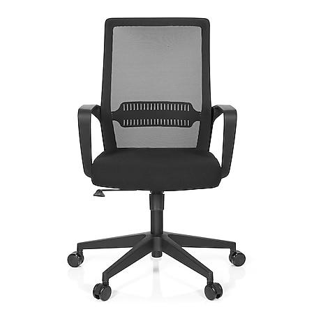 hjh OFFICE Home Office Bürostuhl PRESTON mit Armlehnen - Bild 1