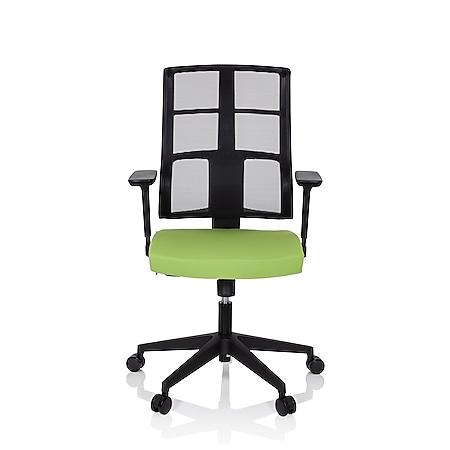 hjh OFFICE Profi Bürostuhl SPINIO mit Armlehnen (höhenverstellbar) - Bild 1