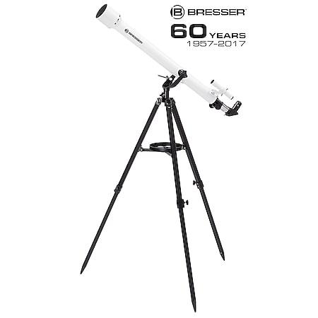 BRESSER Classic 60/900 AZ Linsenteleskop mit azimutaler Montierung - Bild 1