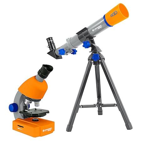BRESSER Junior Mikroskop & Teleskop Set - Bild 1
