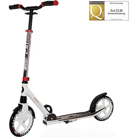 Scooter 230 weiß/rot - Bild 1