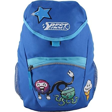 Kinderrucksack, blau - Bild 1