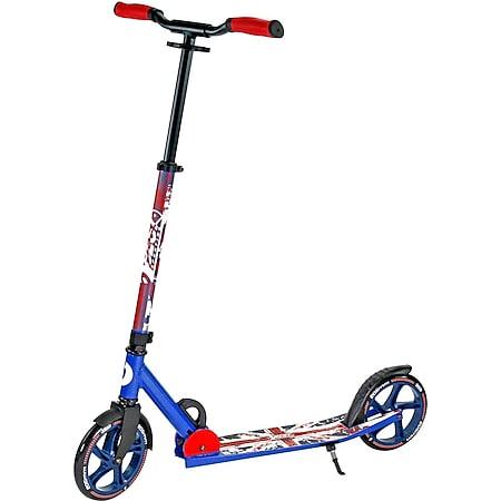 Scooter 205er, GB, blau - Bild 1