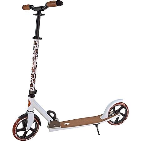 Scooter 205er Leo, weiß - Bild 1