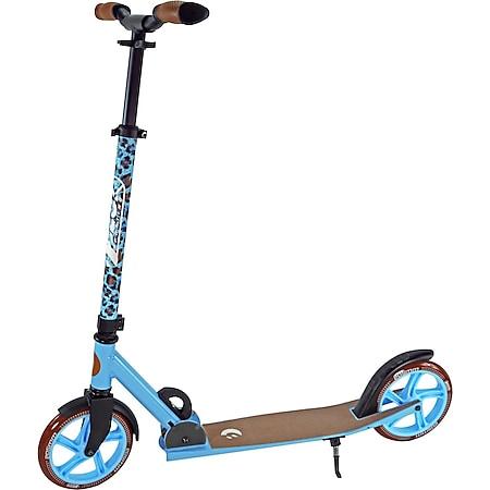 Scooter 205er Leo, hellblau - Bild 1