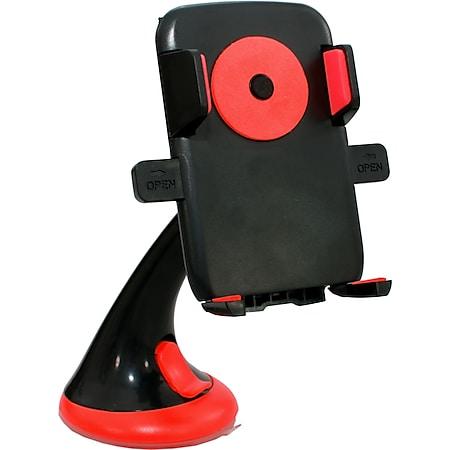 HTI-Line Handyhalter mit Saugnapf - Bild 1