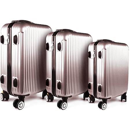 HTI-Living Kofferset 3-tlg High Level - Bild 1