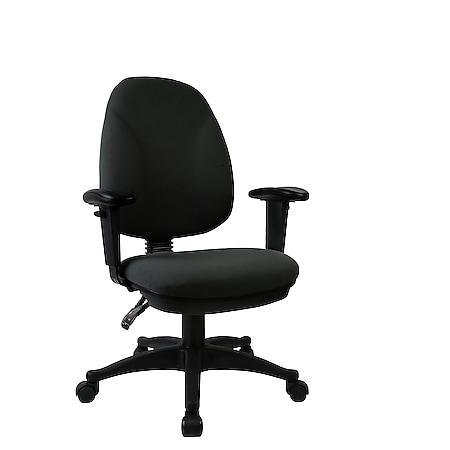 HTI-Line Bürodrehstuhl mit Armlehne Matthes - Bild 1
