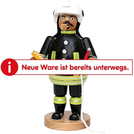 SIGRO Holz Räuchermann Feuerwehrmann - Bild 1