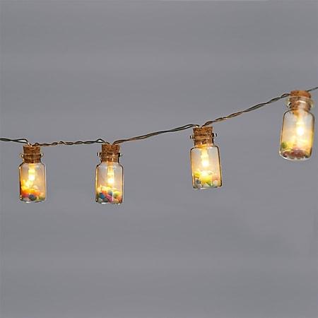 HTI-Living LED Lichterkette 10er Candy - Bild 1