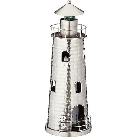 HTI-Living Weinflaschenhalter Leuchtturm - Bild 1
