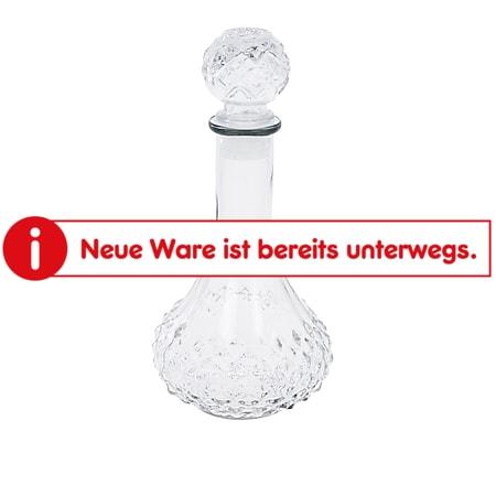 neuetischkultur Karaffe 550 ml Glasschliff - Bild 1