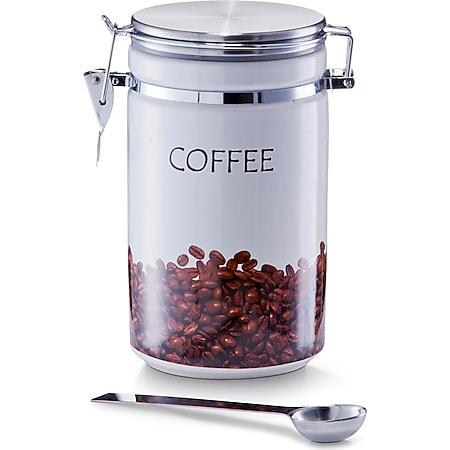 neuetischkultur Kaffeedose mit Löffel - Bild 1
