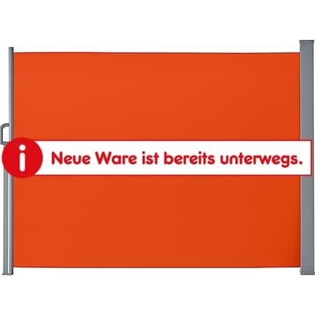 Gartenfreude Sichtschutz Seitenmarkise Lärmschutz 160 x 300 cm - Bild 1