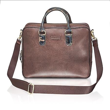 Packenger Ledertasche Urban Notebook Bag Melbourne - Bild 1