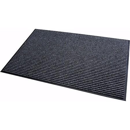 acerto® Schmutzfangmatte grau 90x150cm - Bild 1