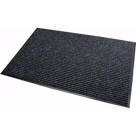 acerto® Schmutzfangmatte schwarz 40x60cm - Bild 1
