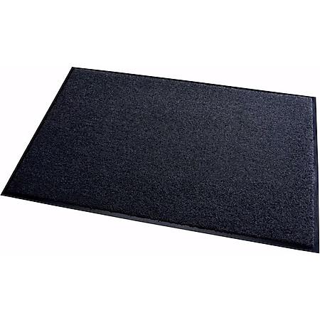 acerto® Schmutzfangmatte ZANZIBAR schwarz 40x60cm - Bild 1