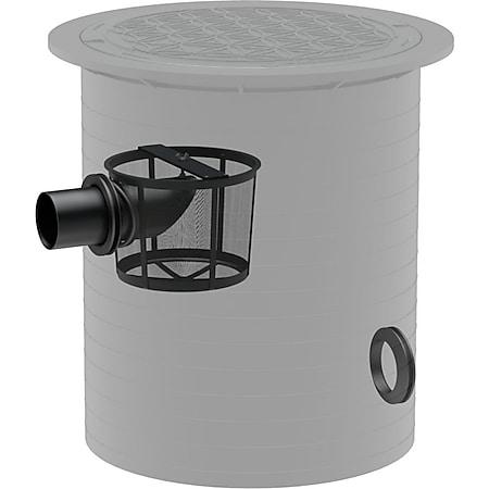 """GreenLife Vorfilter Versickerung """"easy pro"""" Entwässerungsfilter Sickersieb - Bild 1"""