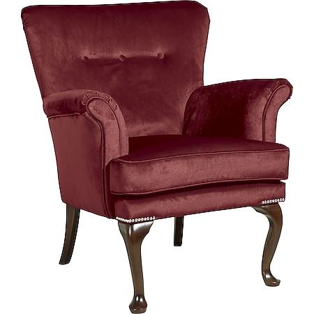 Max Winzer Barbe Sessel ziegel - Bild 1