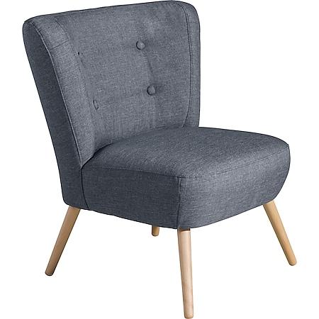 Max Winzer Neele Sessel denim - Bild 1