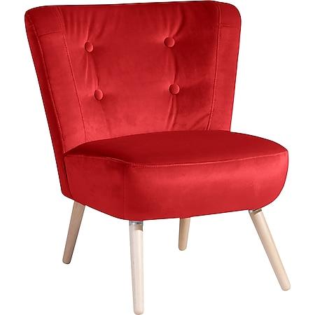 Max Winzer Neele Sessel rot - Bild 1