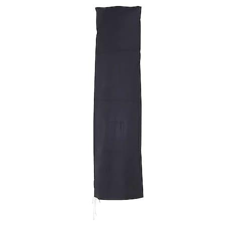 Outsunny Schutzhülle für Sonnenschirme schwarz 200 x 50/80 cm (HxB) | Schirmschutzhaube Überzieher Hüllenschutz Abdeckung - Bild 1