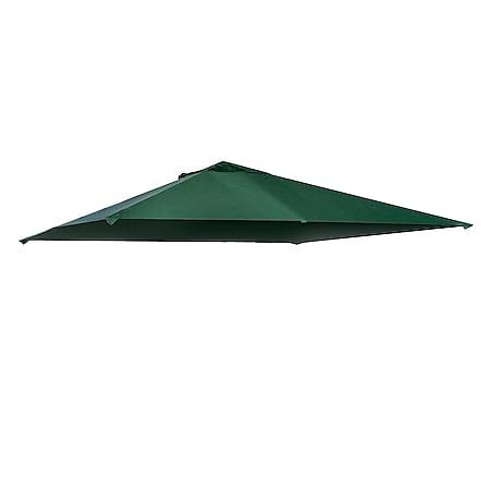 Outsunny Ersatzdach für Pavillon 300 x 300 cm(LxB)   Dach für Gartenpavillon Pavillondach Pavillonabdeckung - Bild 1