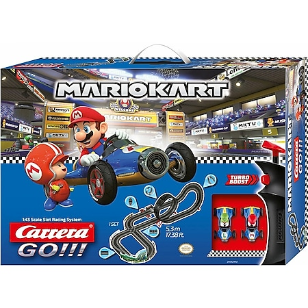 Carrera GO!!! - Nintendo Mario Kart# - Mach 8 - Bild 1
