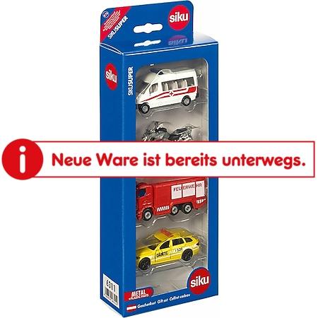 siku 631103800 Geschenkset Rettungsdienst Österreich - Bild 1