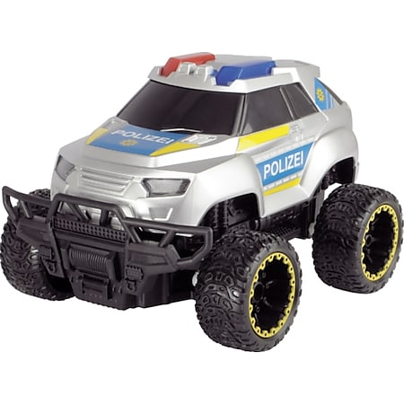 Simba Dickie RC Police Offroader, RTR - Bild 1