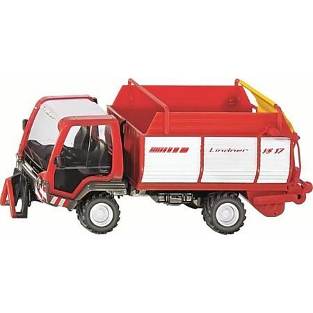 siku 3061 Lindner Unitrac mit Ladewagen 1:32 - Bild 1