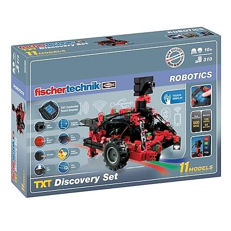 fischertechnik ROBOTICS fischertechnik Robotics TXT Discovery Set - Bild 1