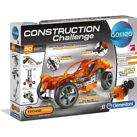 Galileo Clementoni -Construction Challenge - Bild 1