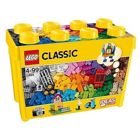 LEGO® Classic 10698 Große Bausteine Box, 790 Teile - Bild 1