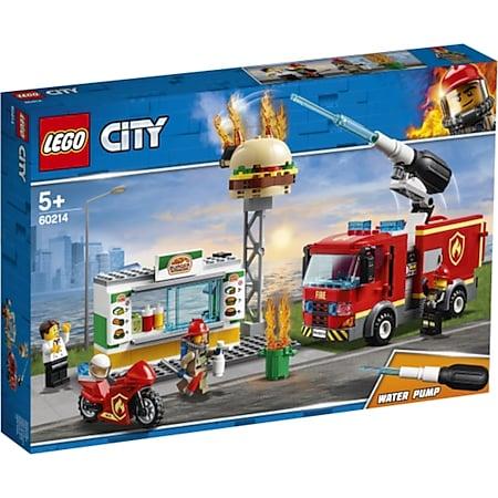 LEGO® City 60214 Feuerwehreinsatz im Burger-Restaurant - Bild 1