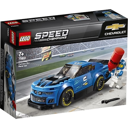LEGO® Speed Champions 75891 Rennwagen Chevrolet Camaro ZL1 - Bild 1