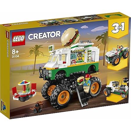 LEGO® Creator 31104 Burger-Monster-Truck - Bild 1
