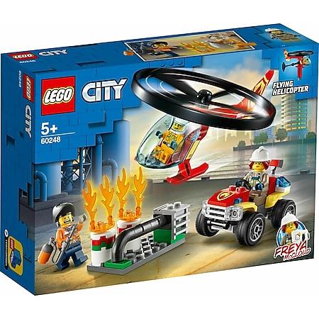 LEGO® City 60248 Einsatz mit dem Feuerwehrhubschrauber - Bild 1