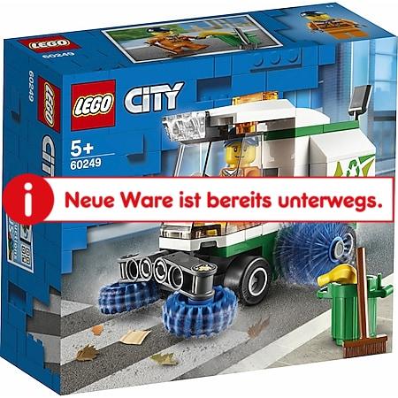 LEGO® City 60249 Straßenkehrmaschine - Bild 1