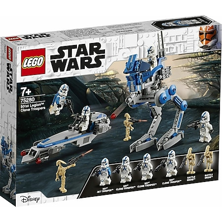 LEGO® Star Wars 75280 Clone Troopers der 501. Legion - Bild 1