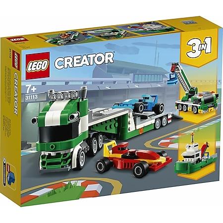 LEGO® Creator 31113 Rennwagentransporter - Bild 1