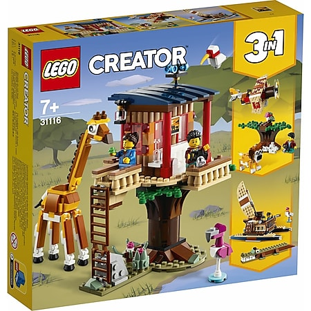 LEGO® Creator 31116 Safari-Baumhaus - Bild 1