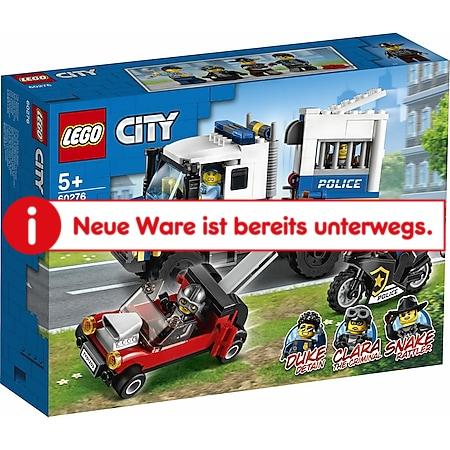 LEGO® City 60276 Polizei Gefangenentransporter - Bild 1