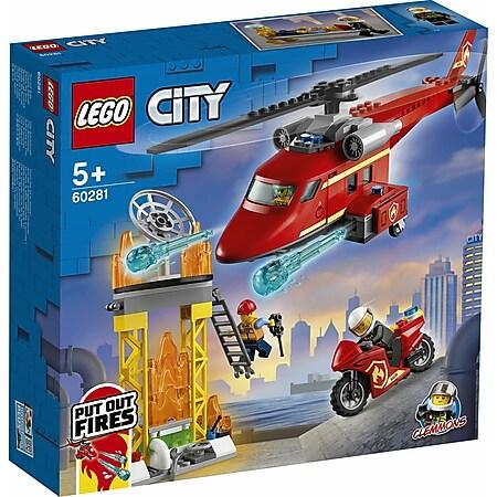 LEGO® City 60281 Feuerwehrhubschrauber - Bild 1