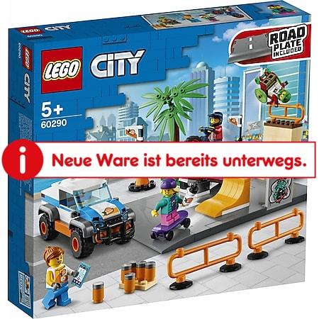 LEGO® City 60290 Skate Park - Bild 1