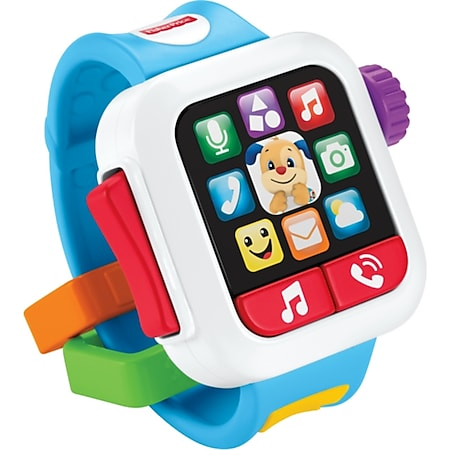 Fisher-Price Mattel GNK88  Lernspaß Smart Watch (D) - Bild 1