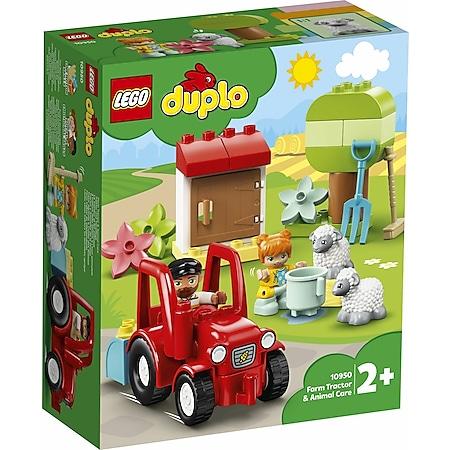 LEGO® duplo 10950 Traktor und Tierpflege - Bild 1